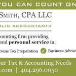 Natasha A. Smith, CPA LLC profile image.