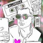 Allmedia Social Media logo