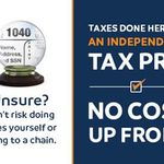Eriksen's Tax Services, LLC profile image.