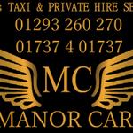 Manor Cars Gatwick & Crawley profile image.