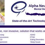 Alpha NeuroHealth Clinic profile image.