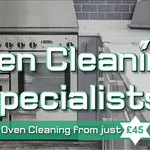 The Oven Cleaning Pro profile image.