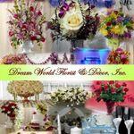 Dream World Florist & Décor profile image.