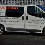 Concrete Busters profile image.