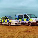 Police Action Car Hire profile image.