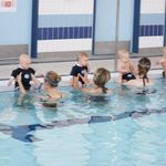 The baby swim school profile image.