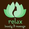 Relax beauty and massage salon  profile image