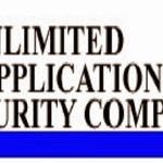 Unlimited Applications Security Company profile image.