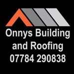 Onnys Building & Roofing profile image.