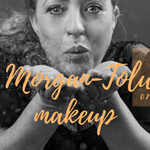 Naomi Morgan-Tolworthy makeup profile image.