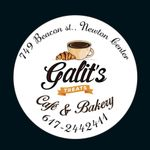 Galit's Treats Café & Bakery profile image.
