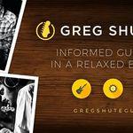 Greg Shute Guitar profile image.