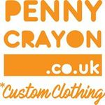 Penny Crayon Custom Clothing profile image.