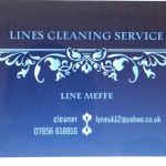 lines cleaning service profile image.