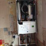 JK Plumbing & Heating profile image.