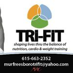 TRI-FIT Personal Training profile image.