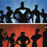 Heroes VS Villains Masquerade Ball profile image.