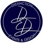 Distinction Events and Design profile image.