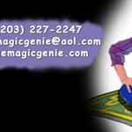 The Magic Genie profile image.