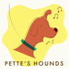 Pette's Hounds Dogwalking & Pet Care profile image