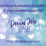 Louise Jenner, The Dream Job Coach profile image.