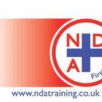 NDA First Aid Training Ltd profile image.