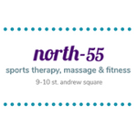 North-55 Massage, Sports Therapy & Fitness profile image.
