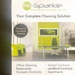 Re-Sparkle Manchester cleaning services  profile image.