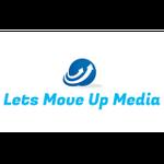 Lets Move Up Media profile image.