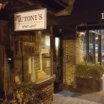 Tutoni's Catering & Events profile image.