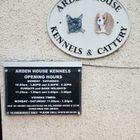 Arden House Kennels logo