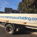 Mahony Scaffolding Services profile image.