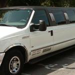 Black Tie Limousine profile image.