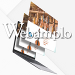 Webamplo Web Design profile image.