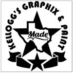Kellogg's Graphix & Paint profile image.