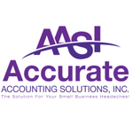 Accurate Accounting Solutions, Inc profile image.