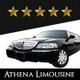 Athena Limousine Service logo