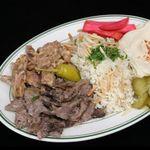 Baba Dari Mediterranean Grill profile image.