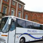 Palmers of Leicester logo