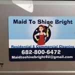 Maid To Shine Bright profile image.