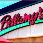 Bellamy's Restaurant & Bar profile image.