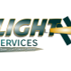 The Light Cleaning Services logo