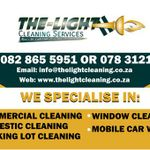 The Light Cleaning Services profile image.