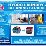 Hydro Laundry & Cleaning Services profile image.