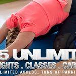 Urban Athlete Fitness Studio profile image.