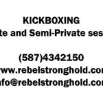Rebel Stronghold - Combat Sports and Fitness profile image.