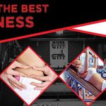 Ugb Fitness profile image.