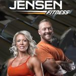 Jensen Fitness profile image.