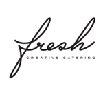 Fresh Creative Catering profile image.