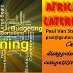 Gauteng Catering Services profile image.